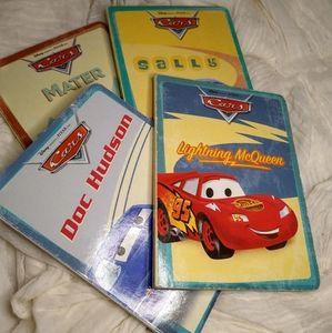 Disney Pixar Cars Hardback Bundle Book Set
